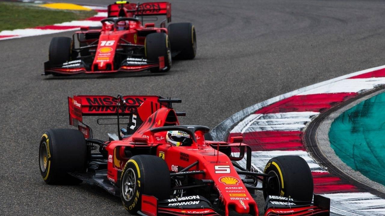 """""""It's something that hopefully will make us stronger""""- Ferrari claims 2021 comeback"""