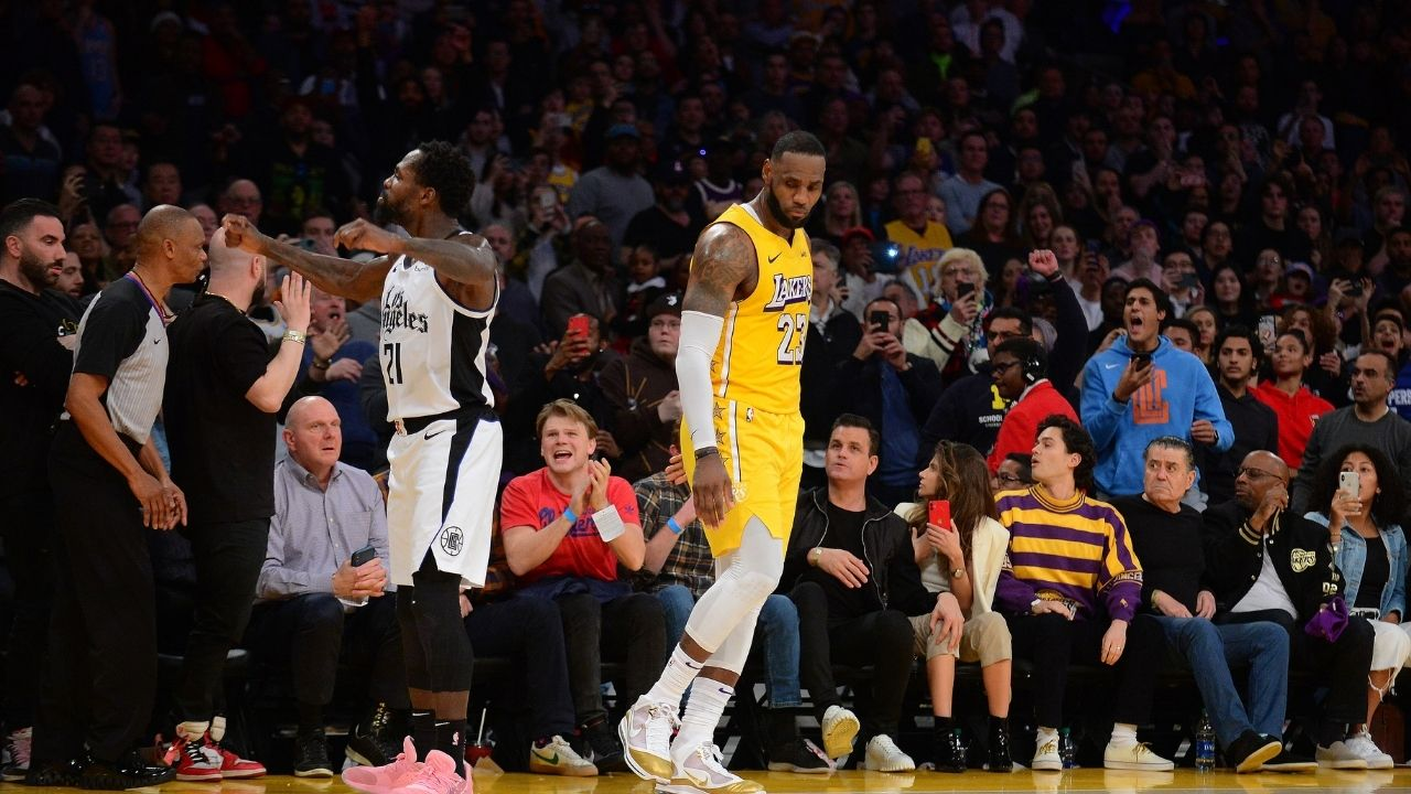 Bronny James shares video of Maxisnicee trolling LeBron James and Patrick Beverley for their back-and-forth in Lakers vs Clippers
