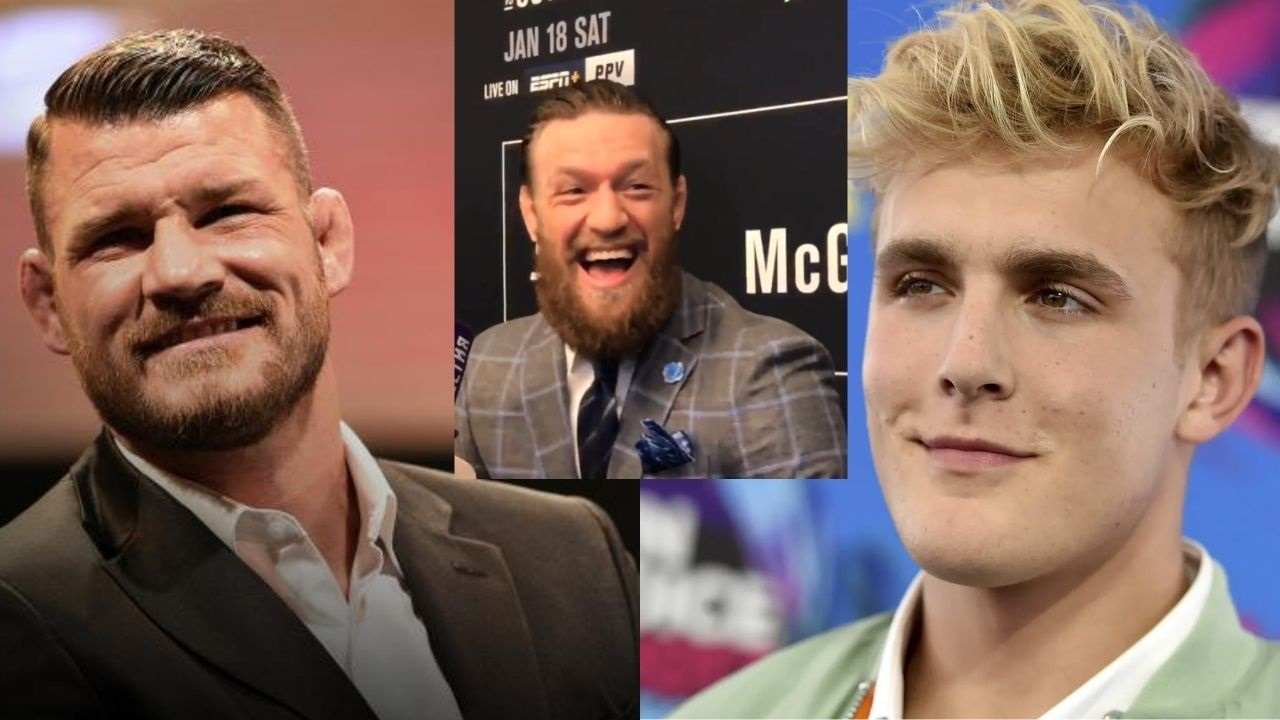 Michael Bisping Trolls Jake Paul For Blatantly Stating His Goal To Beat Conor McGregor