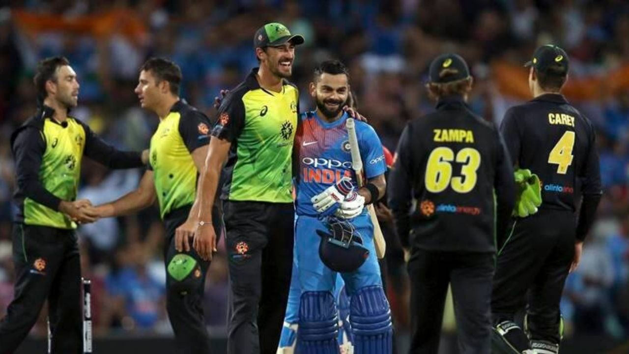 Australia vs India 1st T20I Live Telecast Channel in India and Australia: When and where to watch AUS vs IND Canberra T20I?