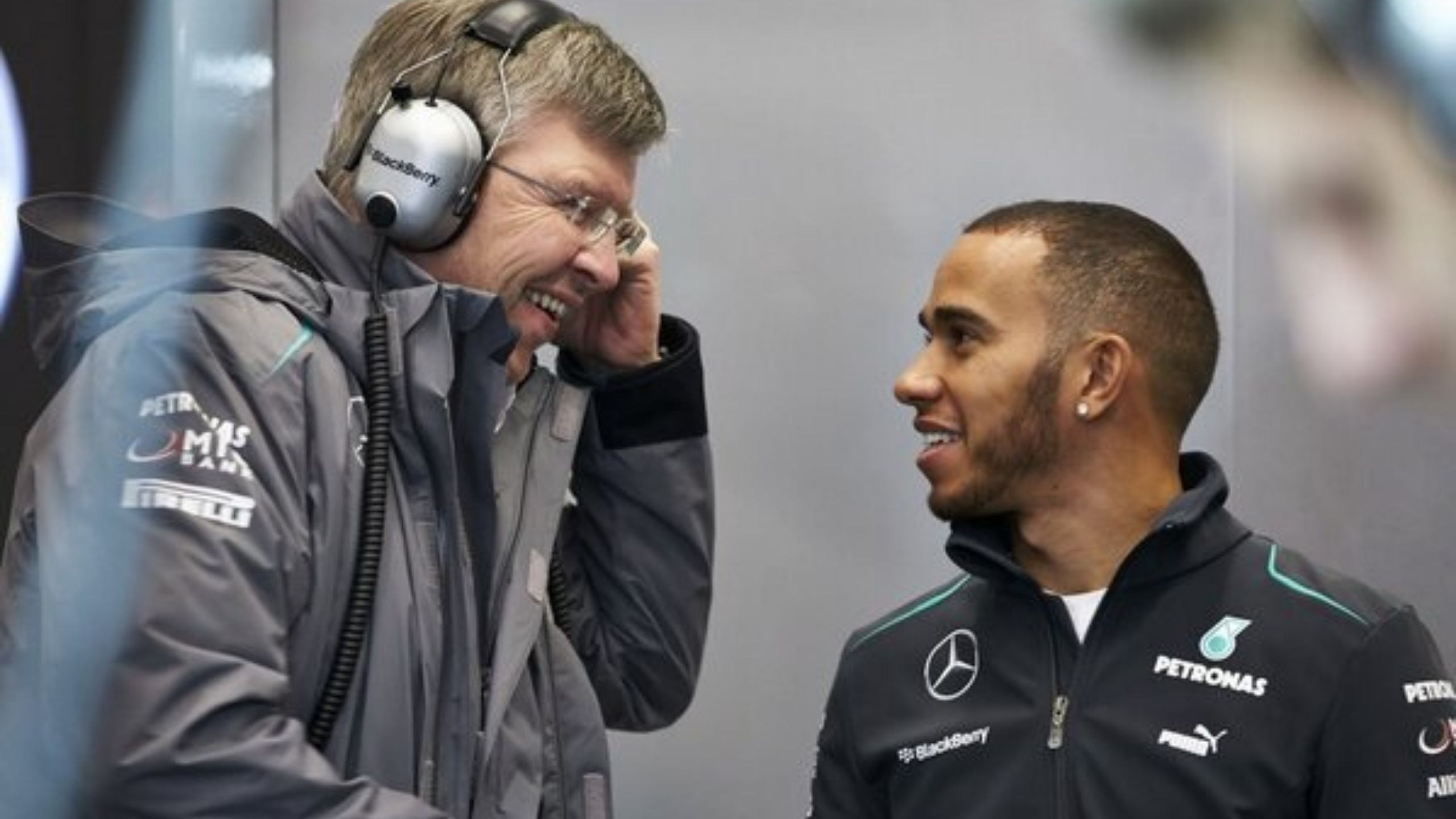 """""""That is not his style"""" - Ross Brawn impressed with Lewis Hamilton after he takes podium at Abu Dhabi right after recovering from Covid-19"""