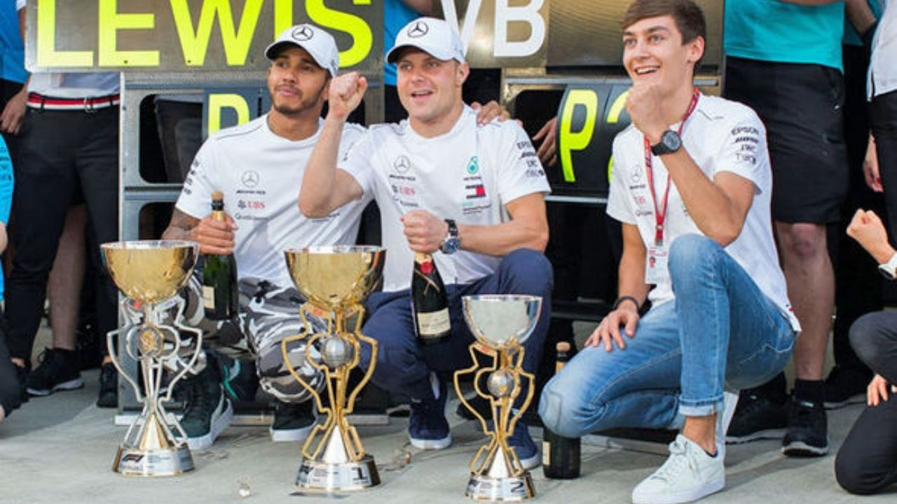 """""""Such a situation would never be utilised as some kind of bargaining power""""- Toto Wolff denies using George Russell's performances to negotiate Lewis Hamilton's contract"""