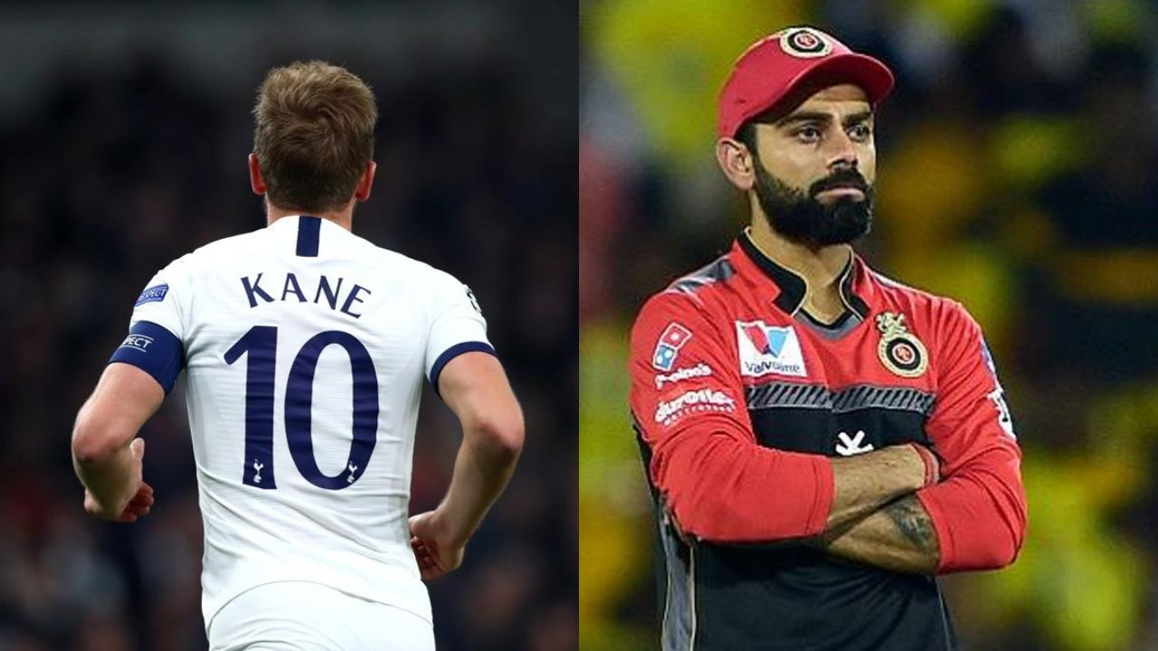 """Can get you in as a counter attacking batsman"": Virat Kohli Responds To Harry Kane's Request Of Joining RCB"