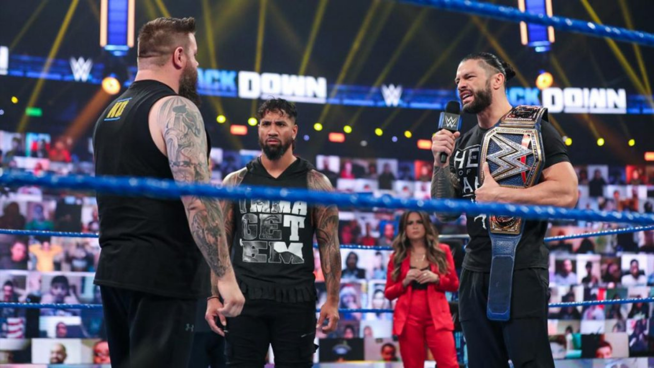 Kevin Owens opens up on his thoughts on Roman Reigns
