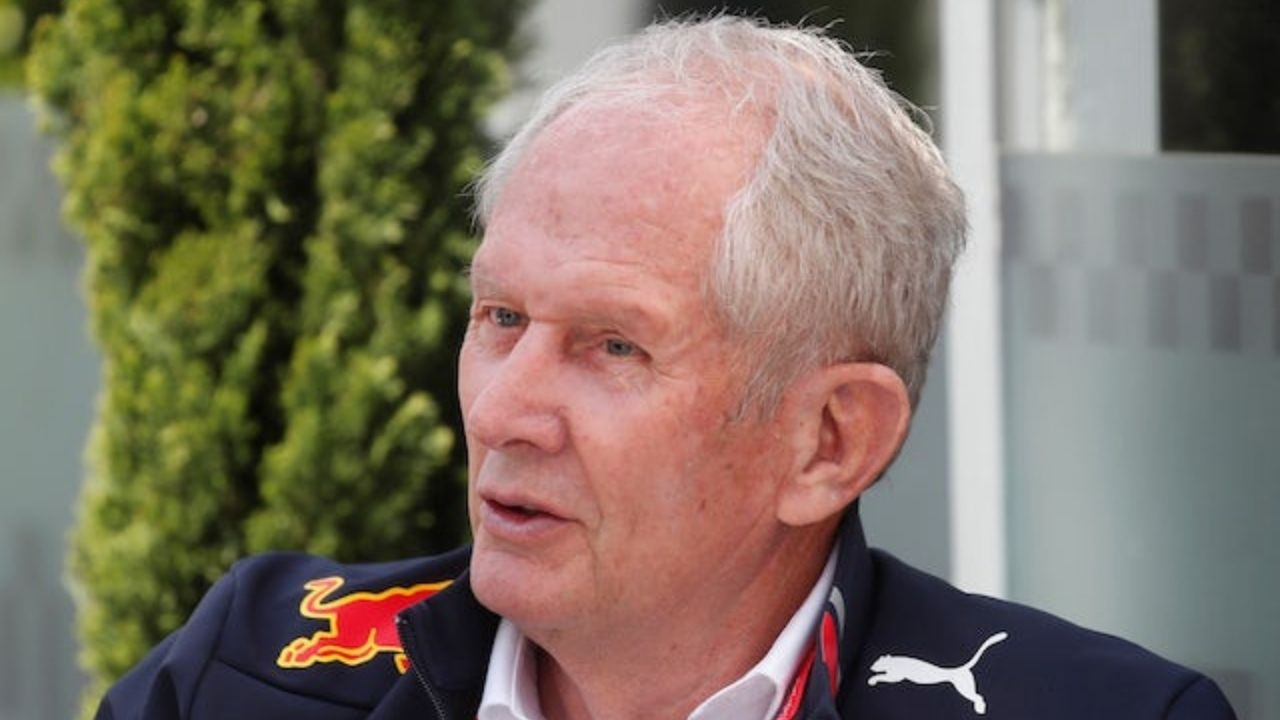 """""""Nothing can go wrong when you're leading with a Mercedes""""- Helmut Marko claims Lewis Hamilton did nothing special except in Turkey"""