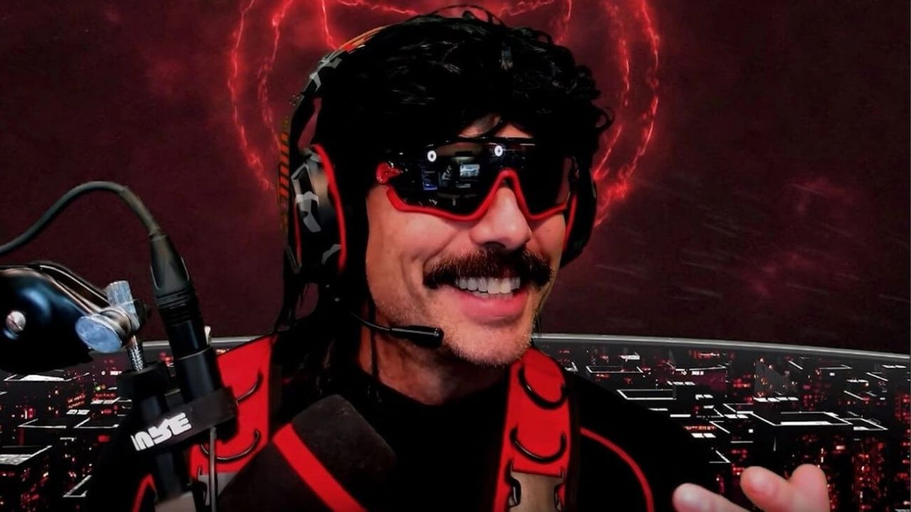 """""""Do I take someone playing on a phone seriously?"""": Dr. Disrespect responds to criticism to his tweet"""