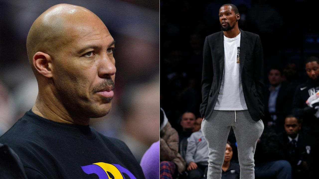 """""""If you press in the NBA, you'd get fired"""": Kevin Durant ridicules Lavar Ball for suggesting full court press to NBA coaches"""