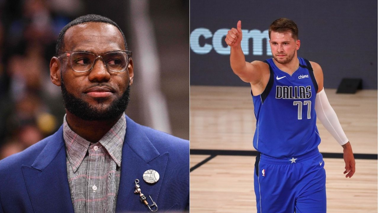 'LeBron James and Luka Doncic are not comparable': Mavericks owner Mark Cuban explains why his franchise player is different from Lakers star