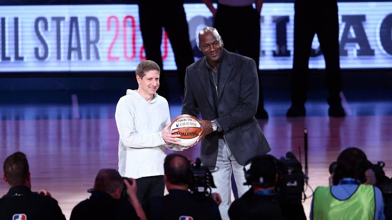 'LeBron James vs Michael Jordan rookie card battle': Bulls legend's Fleer rookie card 1986-87 sold for $150,000 at Robert Edwards Auction
