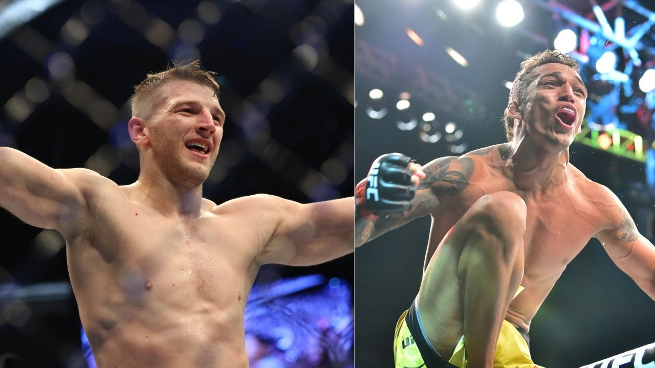 'Charles Oliveira is still a P****': Dan Hooker is not willing to give props to Charles Oliveira for beating Tony Ferguson at UFC 256