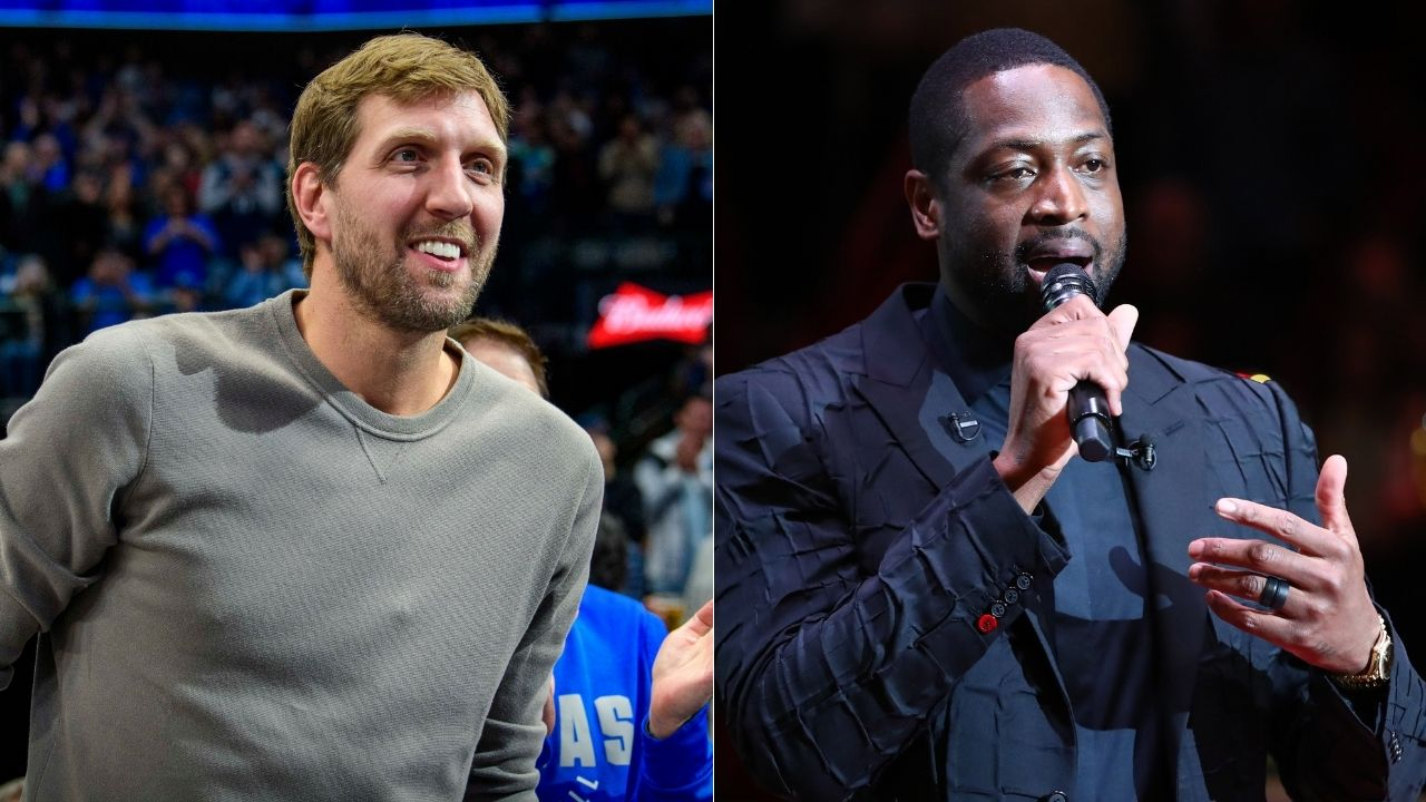 'I've never faked illness': When Dirk Nowitzki called LeBron James and Dwyane Wade childish for mocking his cough in 2011 NBA Finals