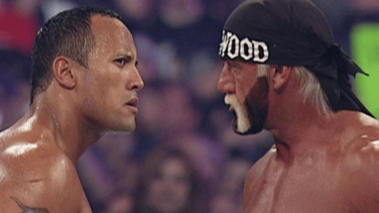 Mike Chioda explains why The Rock vs Hulk Hogan wasn't the main event at Wrestlemania X8