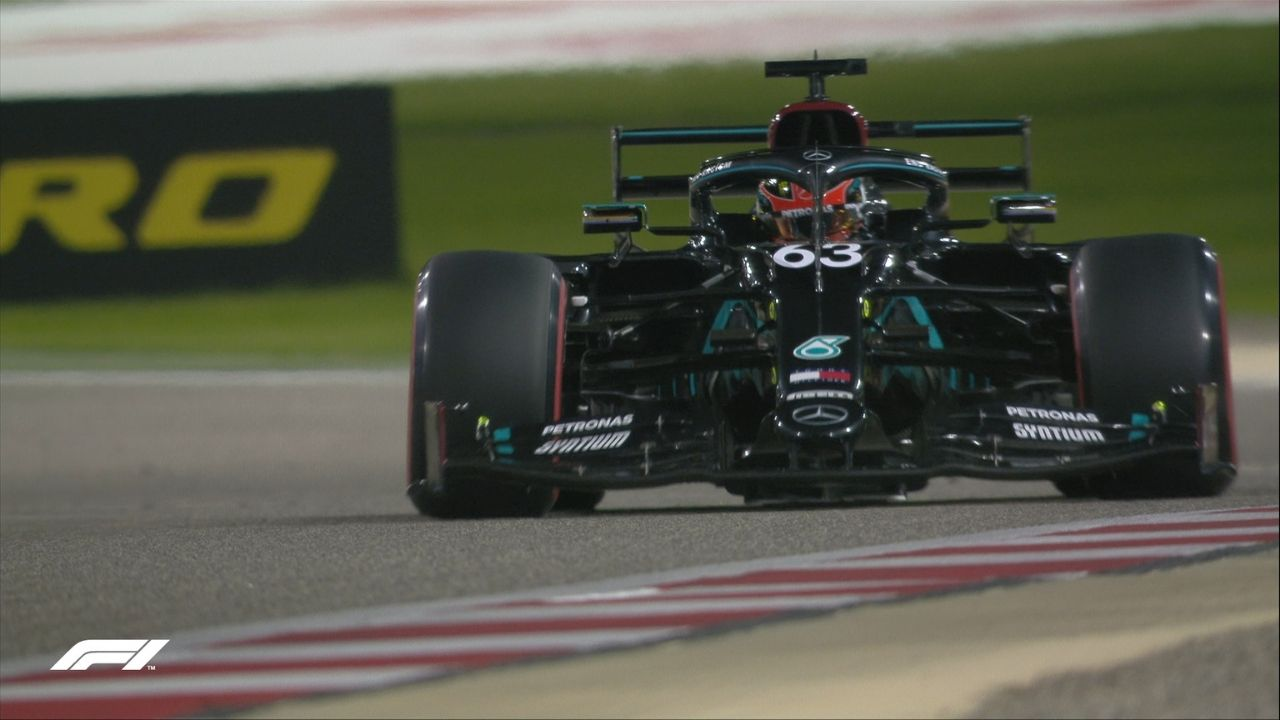 """""""I pressed neutral at one point instead of something else""""- George Russell still not thorough with Mercedes' steering buttons"""