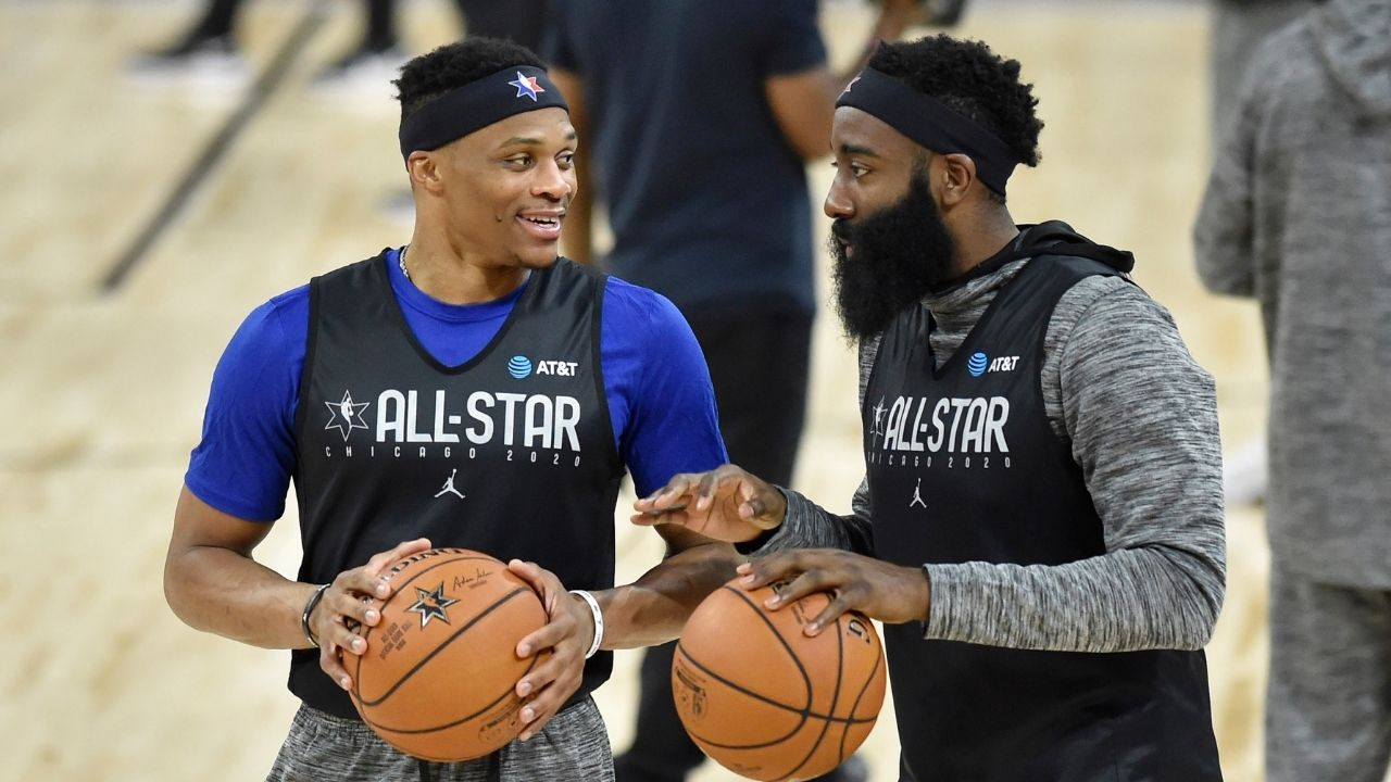 'Russell Westbrook is finally at peace with Wizards': Brody's friend takes shots at Rockets and James Harden