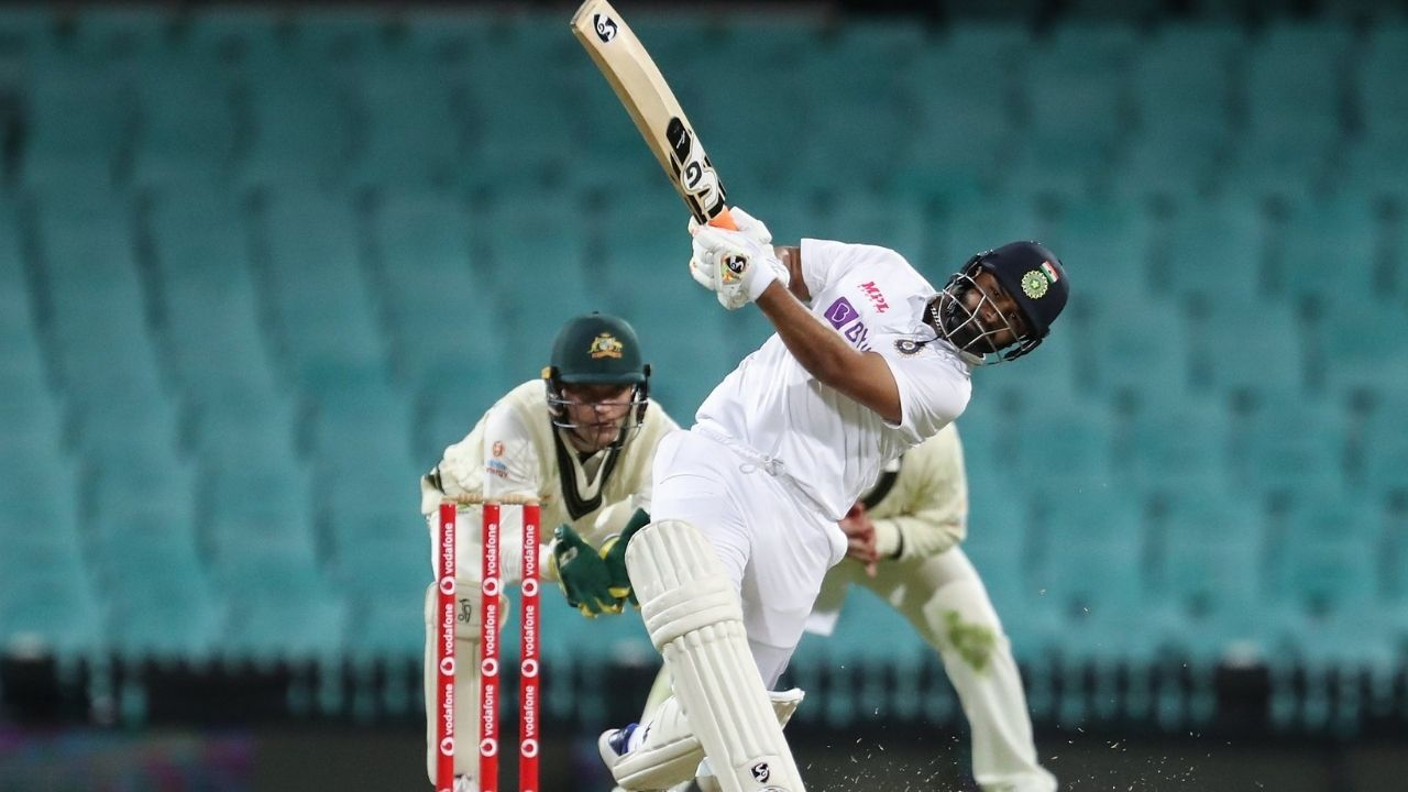 Rishabh Pant century: Watch Pant smashes 22 runs off last over to complete 7th first-class century vs Australia A
