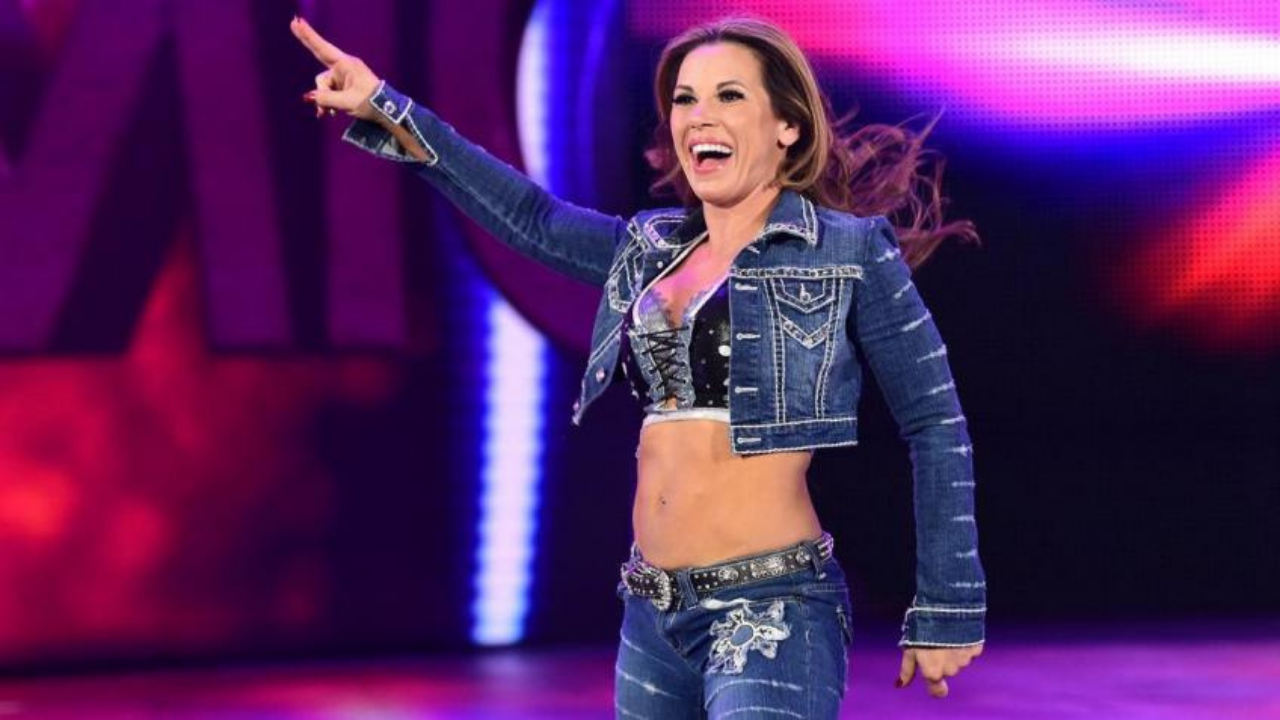 Mickie James hypes her appearance on WWE RAW Legends night