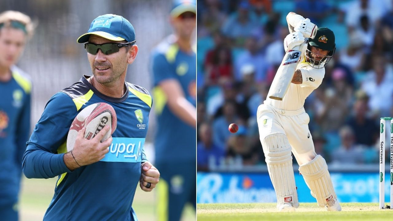 Justin Langer bats for Cameron Green's Test debut in Adelaide; hints at promoting Matthew Wade as opener vs India