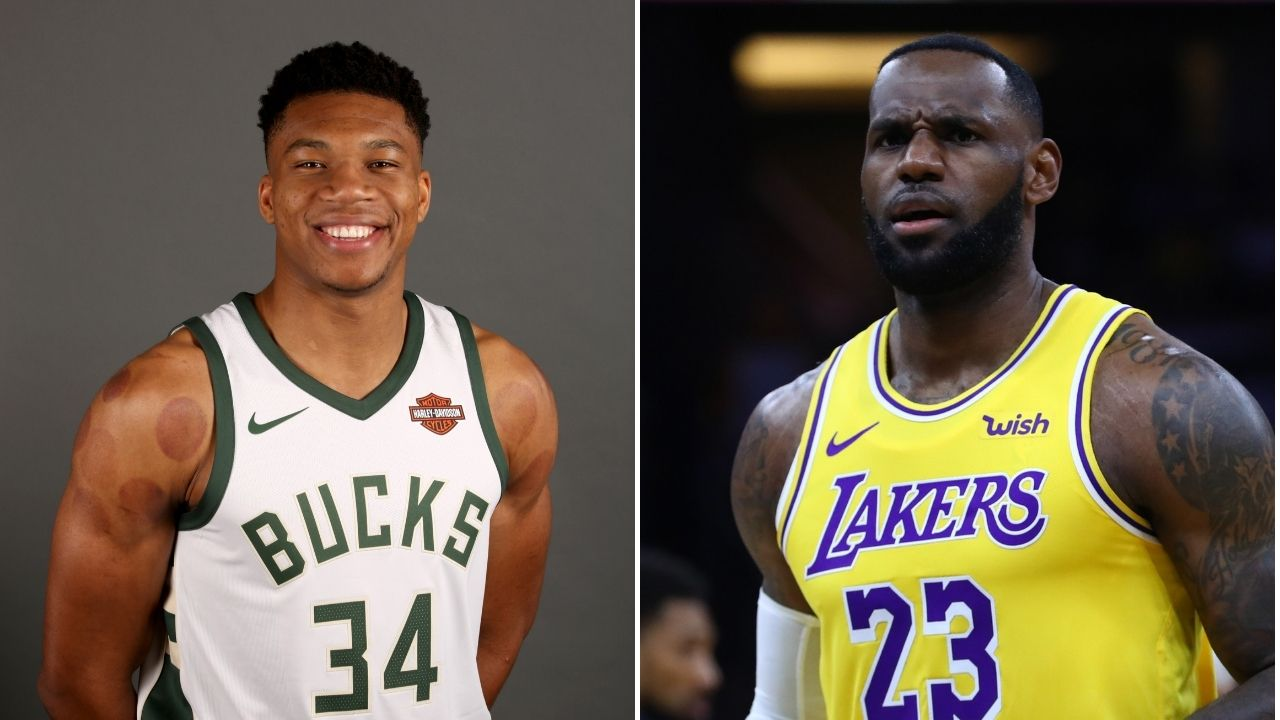 'Giannis Antetokounmpo gets a bad rep in clutch despite LeBron James shooting worse': Stat highlighting how Greek Freak is better than Lakers star late in games surfaces