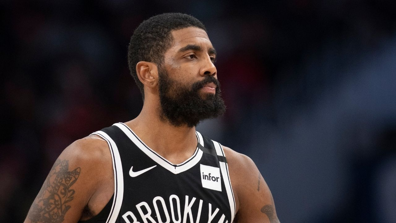 'I plan to sage every game if allowed': Nets' Kyrie Irving responds to questions about pre-game ritual against Celtics