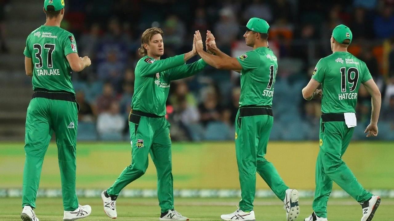 Adam Zampa: Why will Melbourne Stars spinner miss Hobart Hurricanes match in BBL 10?