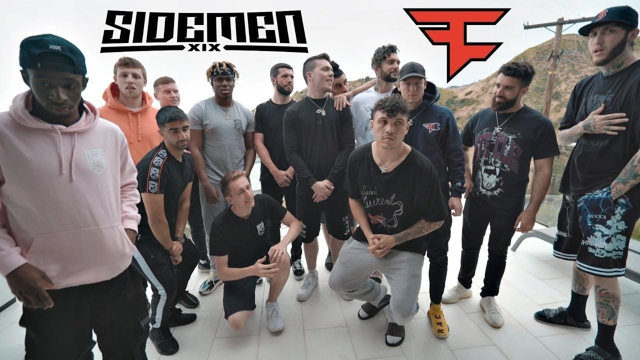 """""""In KSI we trust"""": Sidemen and FaZe team up as KSI does brilliant 1000 IQ plays in Among Us"""