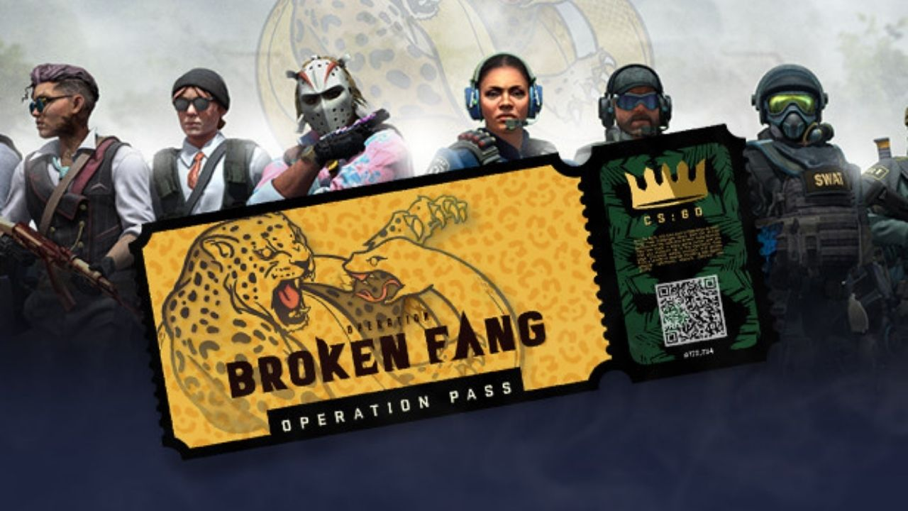 Operation Broken Fang CS GO : Skins, Cases, Knives, Maps and everything you need to know about CS:GO's new update