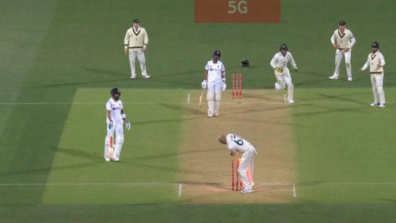 Virat Kohli run out today: Watch Ajinkya Rahane's disastrous calling dismisses Kohli in Adelaide Test