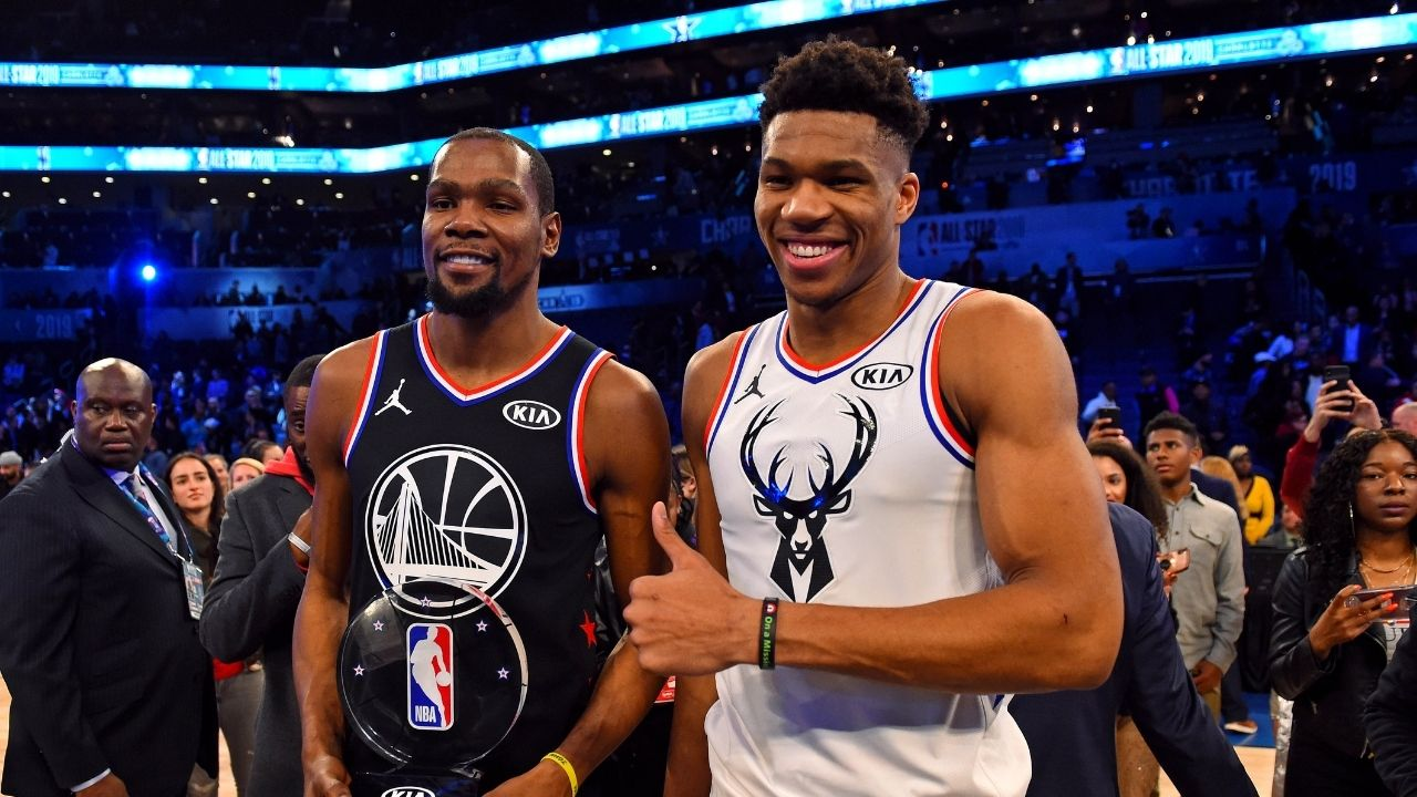 """'If Giannis Antetokounmpo was a Warriors player instead of Kevin Durant, nobody would complain"""": Max Kellerman makes controversial statement about Bucks star"""