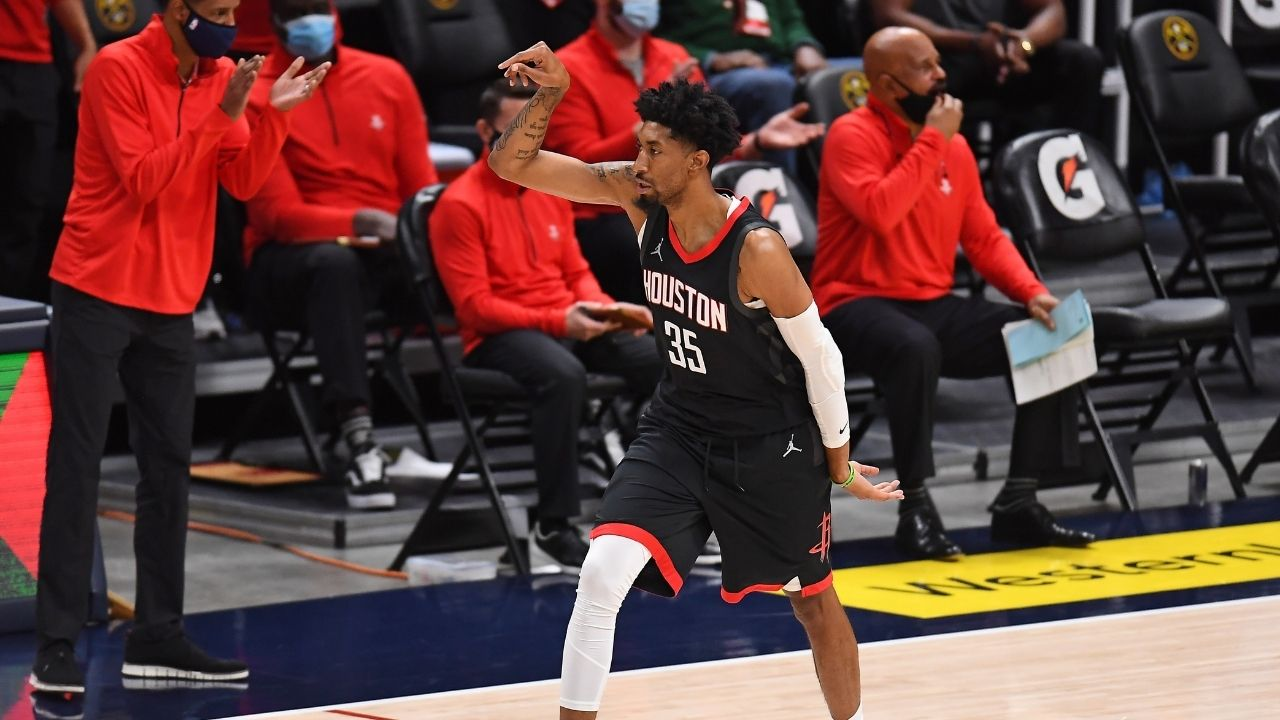 """""""Mom, I'm sorry, I'm a failure."""": How Christian Wood from being undrafted to becoming James Harden's best running mate in Houston"""