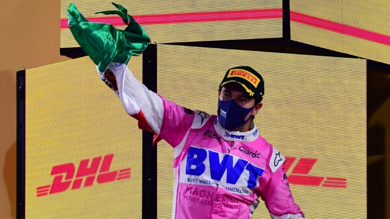 """""""Sergio is the right driver to partner Max for 2021""""- Red Bull announces Sergio Perez in 2021 lineup"""