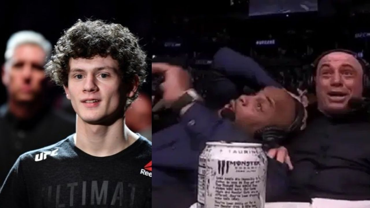 'It's just a little harder when it's about you specifically': Chase Hooper expresses disappointment with Joe Rogan and Daniel Cormier's commentary