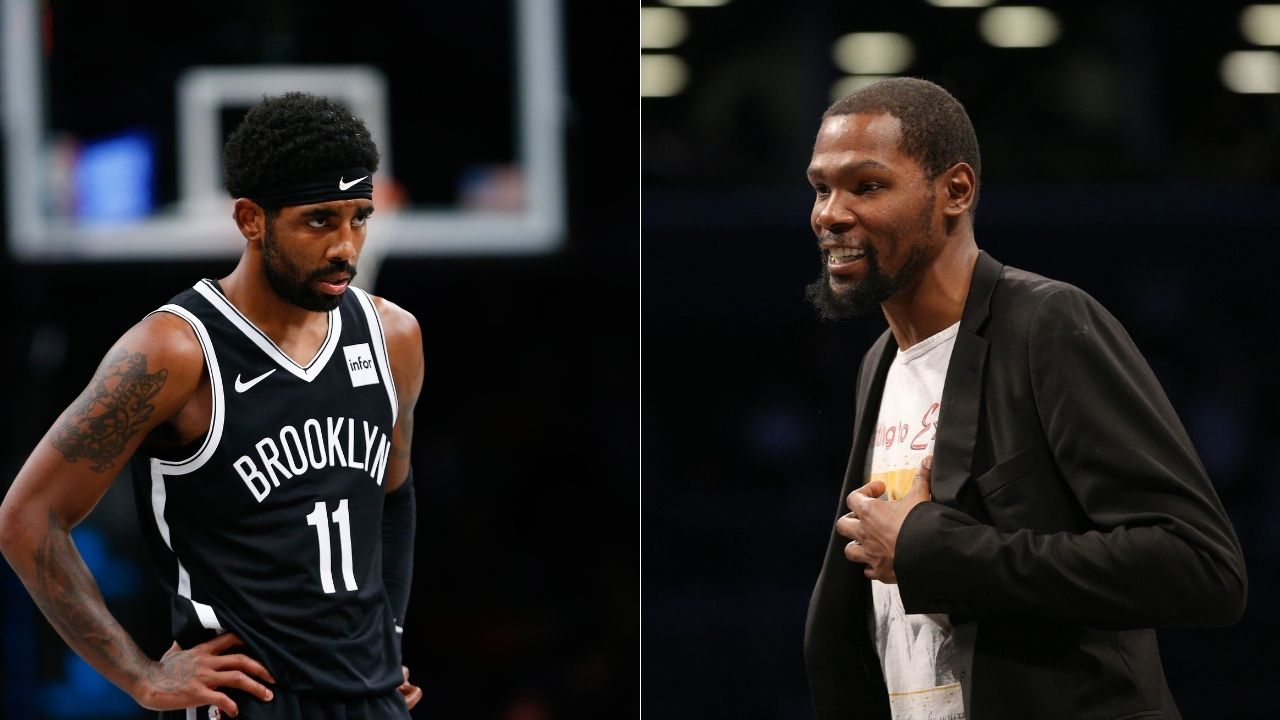"""""""Kevin Durant and Kyrie Irving are about to be a problem!"""": Kendrick Perkins is impressed by Nets stars' debut performances in preseason"""