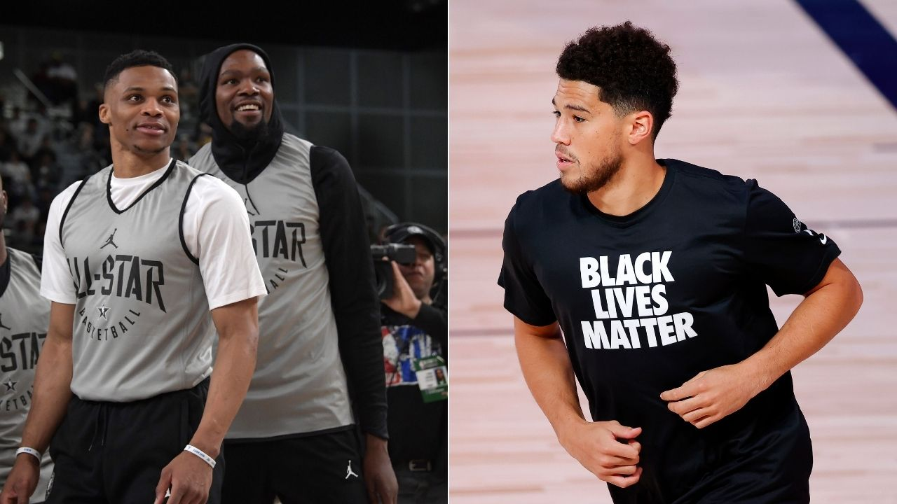 'I wanted OKC to draft Devin Booker': Nets star Kevin Durant explains how he lobbied for Sam Presti to draft Suns guard