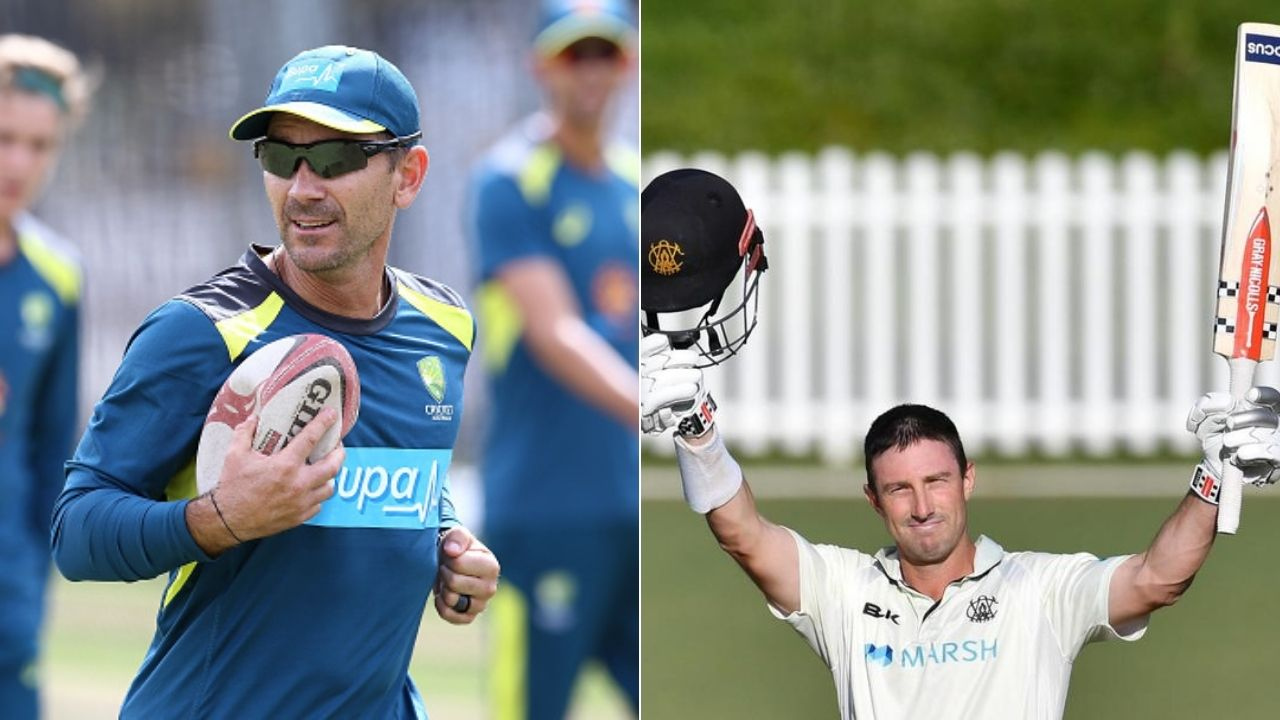 'He's doing everything possible': Justin Langer keeping Shaun Marsh in contention for Adelaide Test