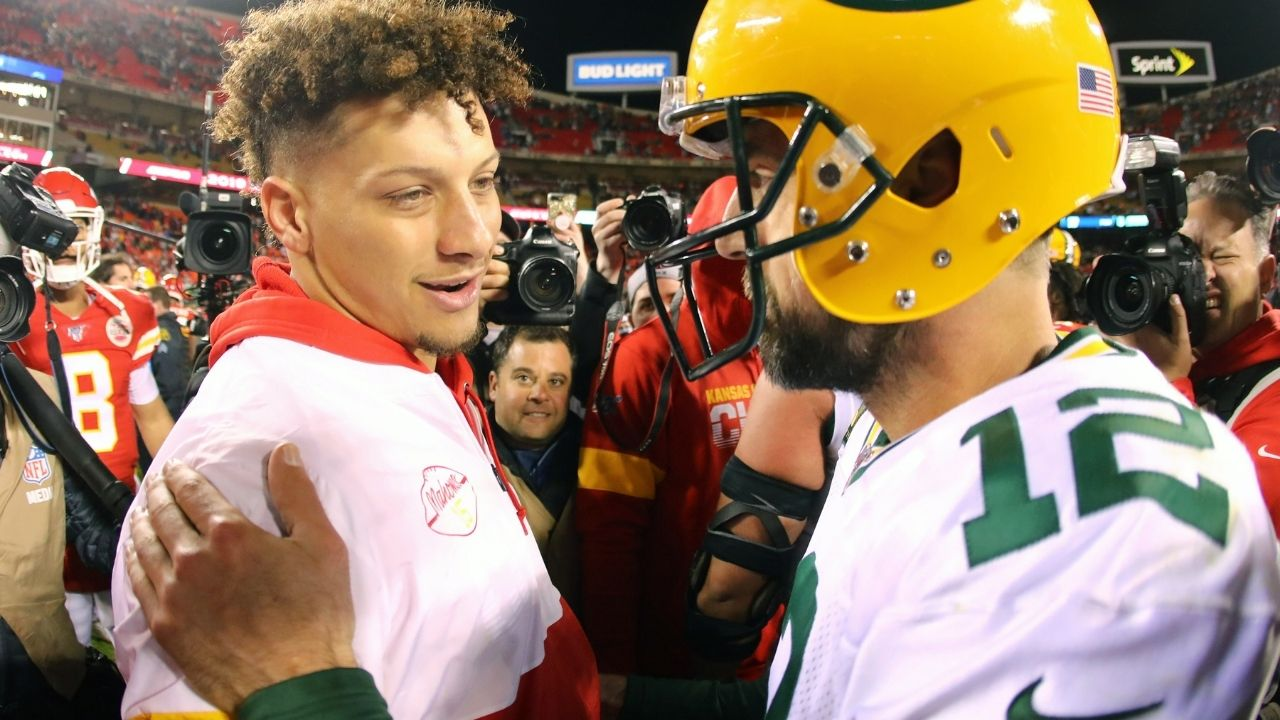 NFL MVP Race: The Case For Aaron Rodgers And Patrick Mahomes