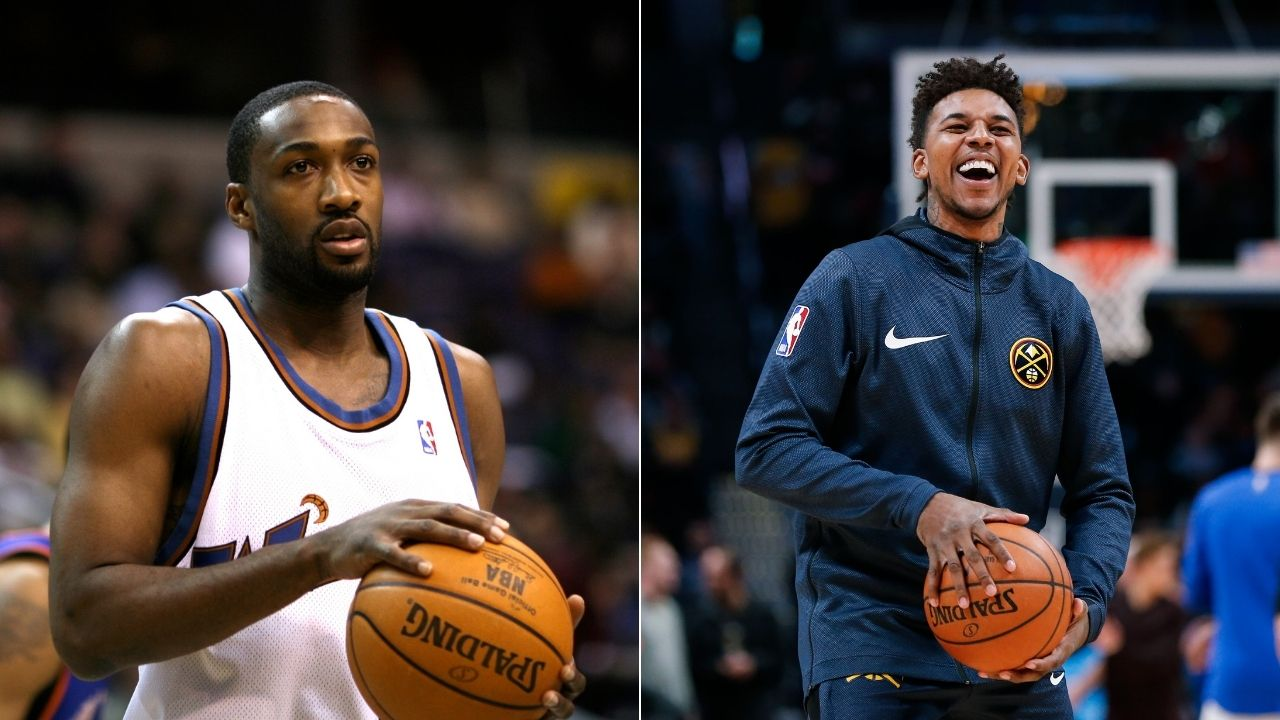'LeBron James tapped your chest twice': Nick Young reminds Gilbert Arenas of meltdown against Lakers star on post about Nate Robinson