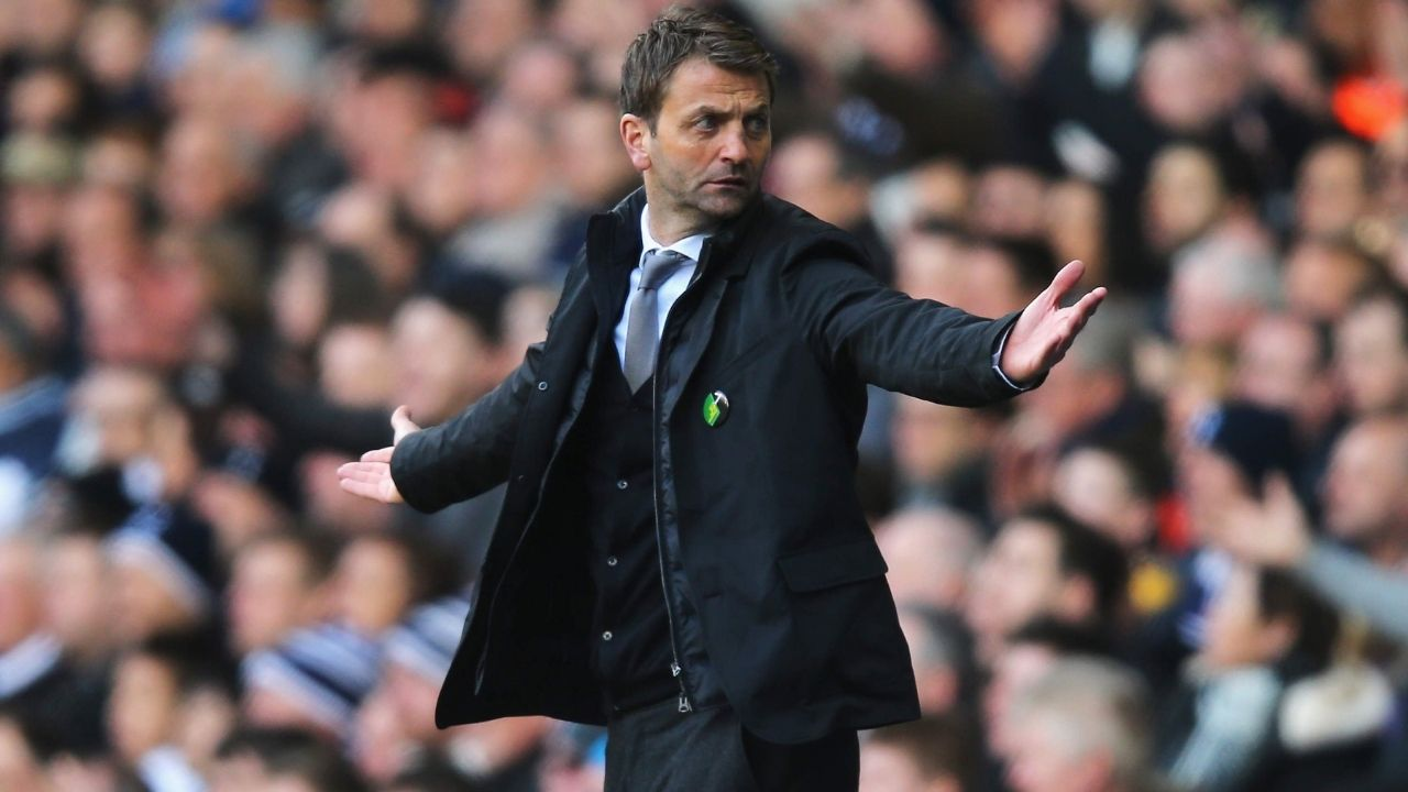 """""""Tottenham is so good in the Air"""" : Watch Tim Sherwood Left Red Skinned After His Prediction Goes Haywire"""