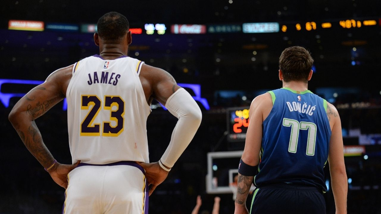 """""""It's not about scoring, it's about vision"""": Lakers star LeBron James opens up about what skill excites him the most among other players"""