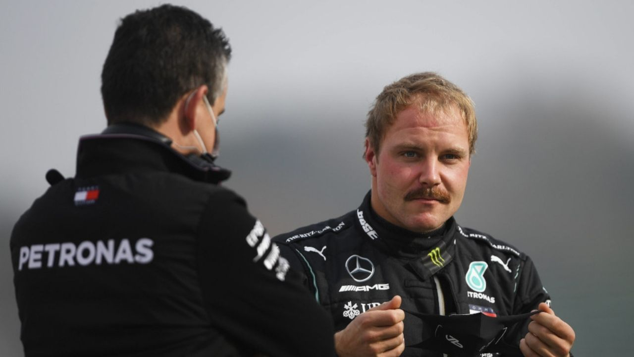 """""""He has the unconditional support within the team""""- Mercedes promises unending support to Valtteri Bottas"""