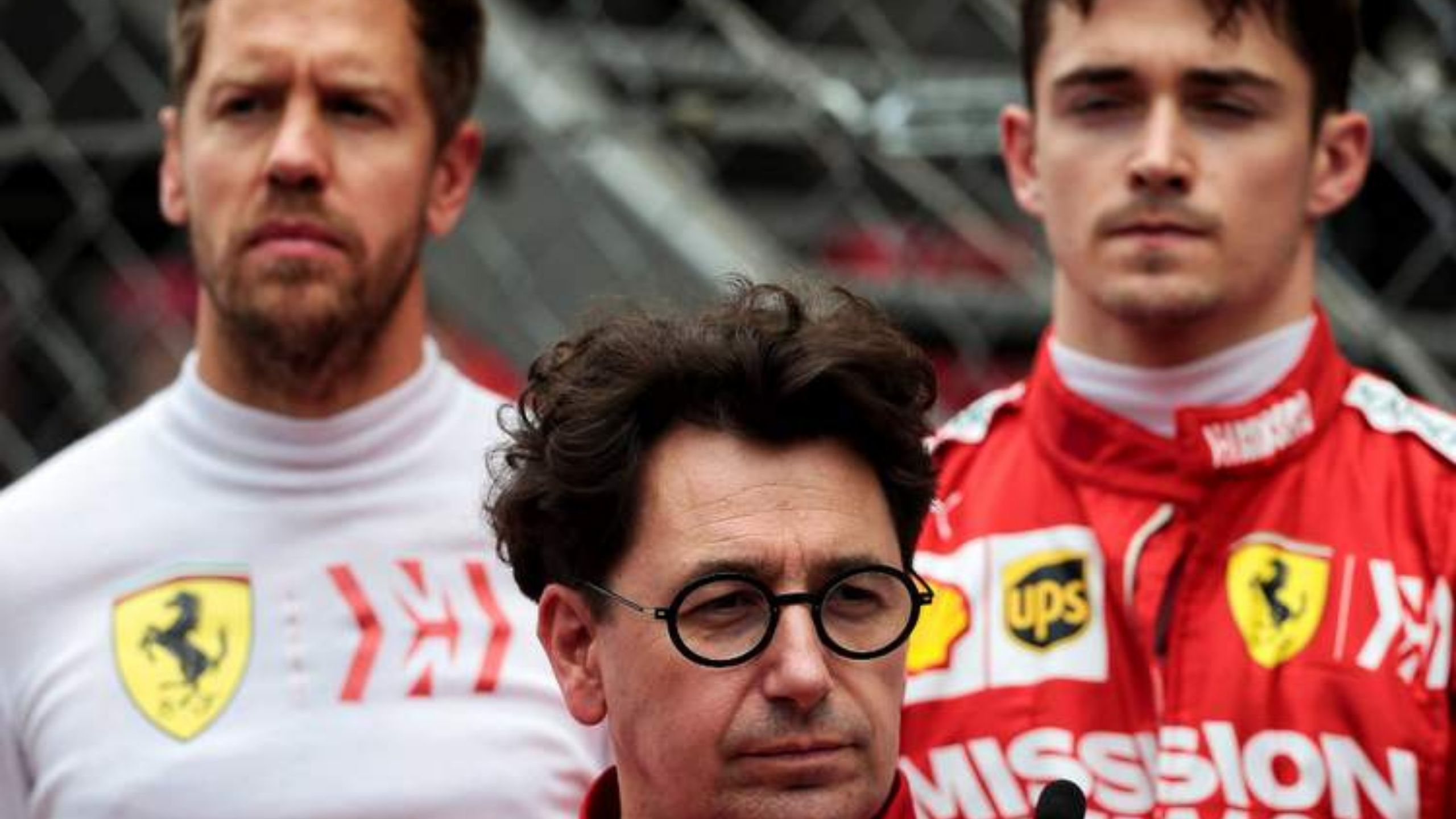 """""""Arrivabene really has a big heart"""" - Sebastian Vettel and Mattia Binotto did not get along too well at Ferrari, and unsurprisingly, the former has ignored the latter in his list of people who mattered during his Ferrari stint."""