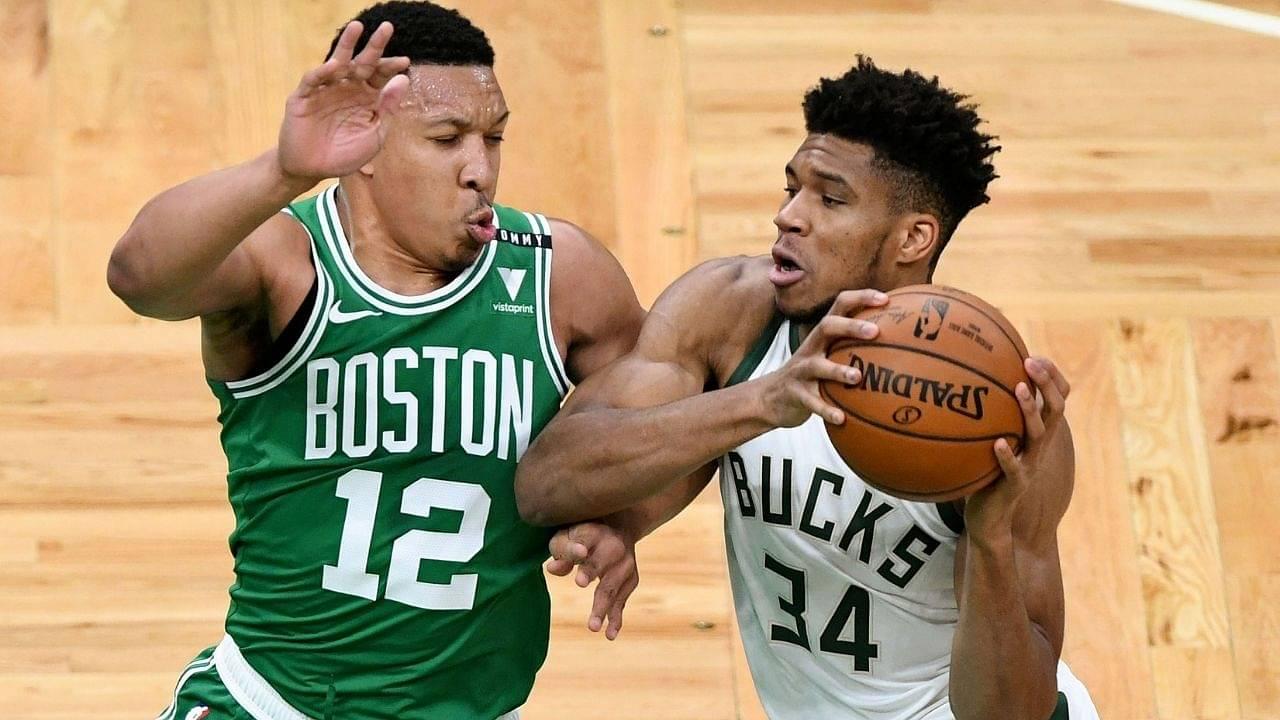 'Giannis Antetokounmpo was in LeBron James' worst nightmare': Skip Bayless explains why Bucks star missed game-tying free throw vs Celtics