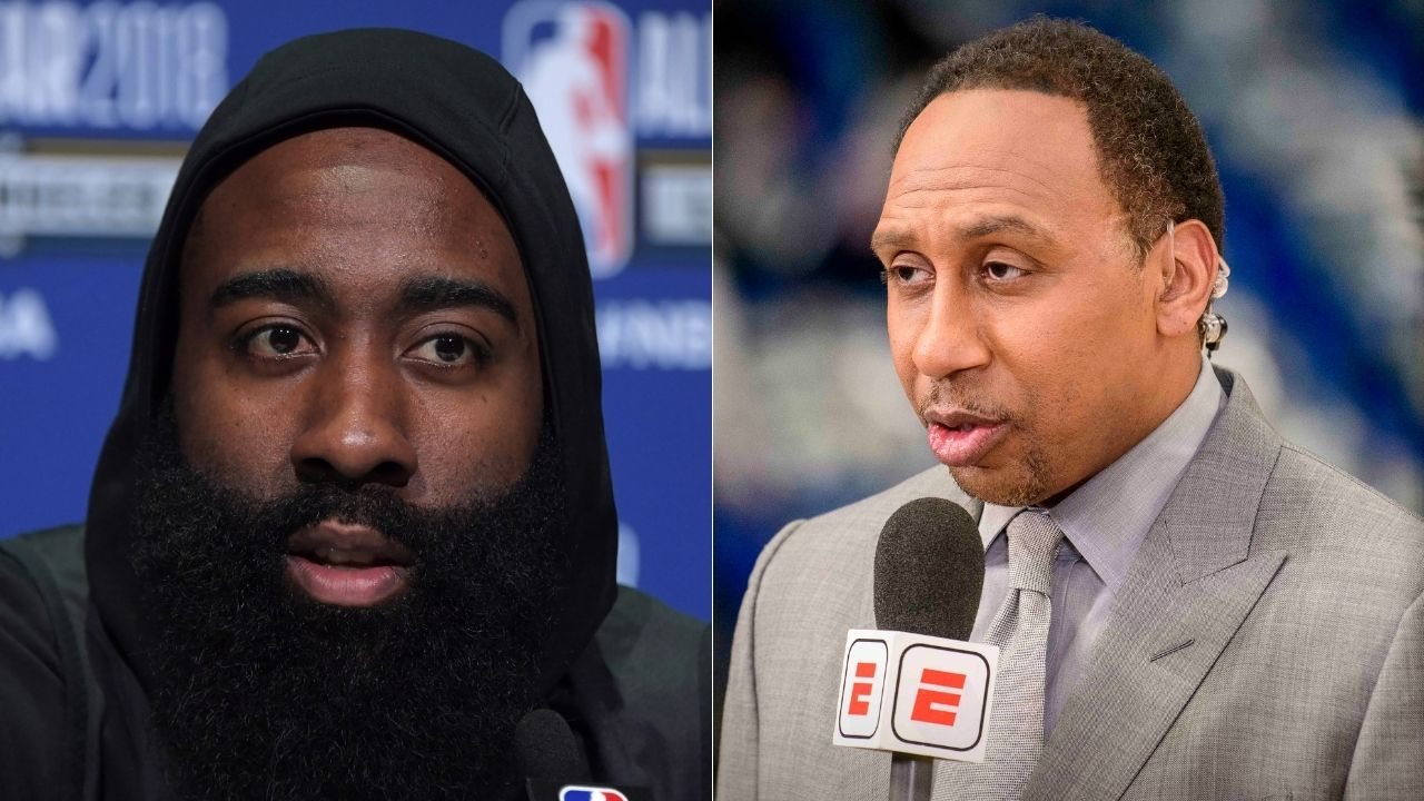 'Houston you have a problem, James Harden wants out': Stephen A Smith sends Rockets fans into frenzy with rant about superstar's trade request