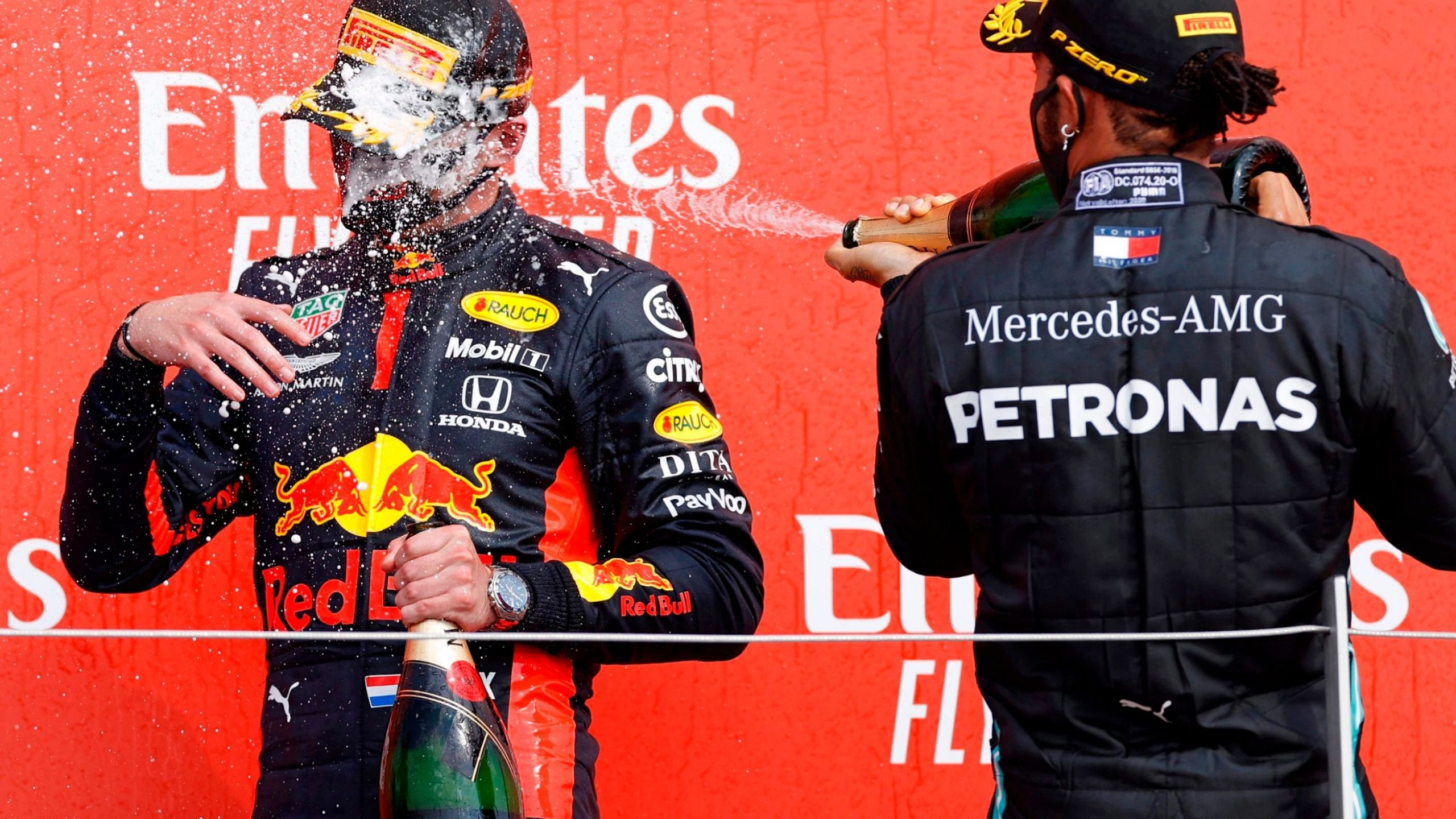 """""""It was really enjoyable out there today"""" - Max Verstappen has the last laugh as he beats Mercedes to win the Abu Dhabi Grand Prix"""