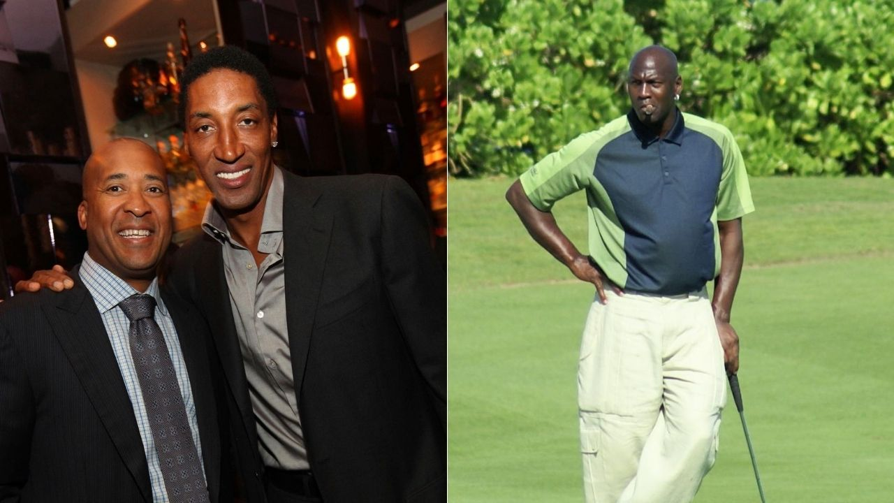 'I told Michael Jordan I wasn't pleased with The Last Dance': Scottie Pippen slams the GOAT for self-promotion in Bulls documentary