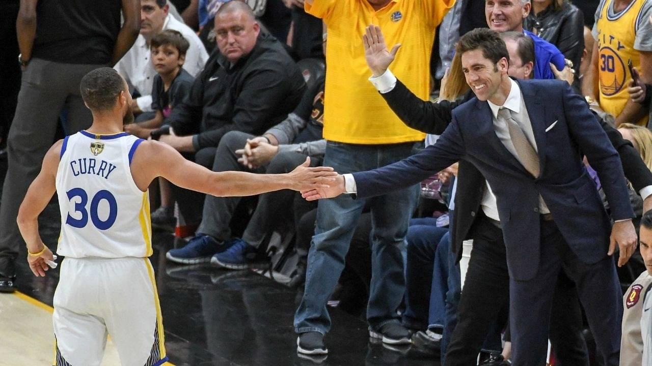 """""""Steph Curry's best attribute is his unwavering self-belief"""": GM Bob Meyers sings Warriors star's praises"""