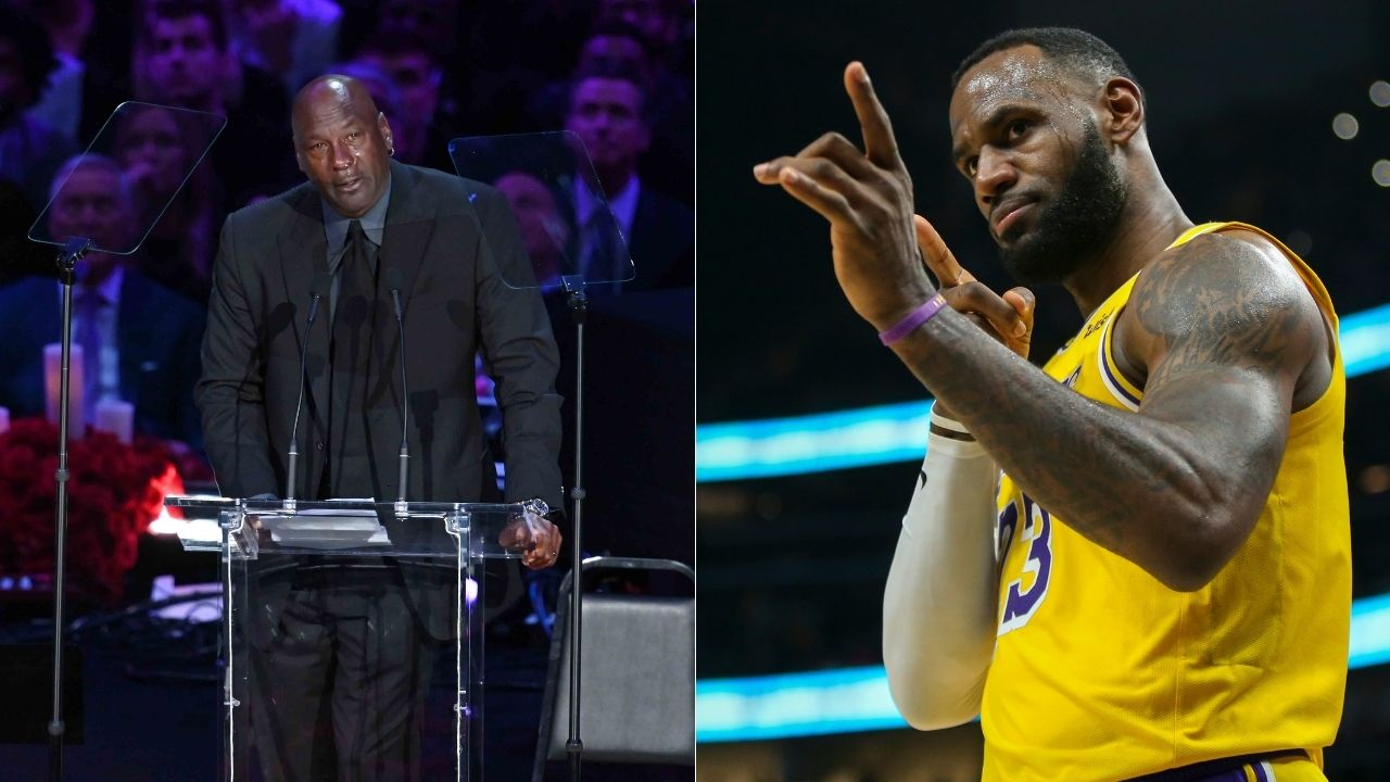'Obama is right, Michael Jordan is better than LeBron James': Skip Bayless finds fresh fuel against Lakers star