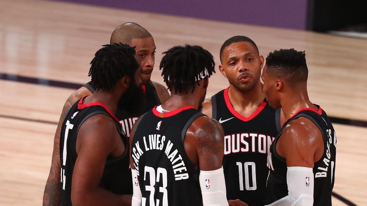 """""""Houston Rockets have a toxic culture"""": James Harden thinks the Rockets are the Knicks of the West"""