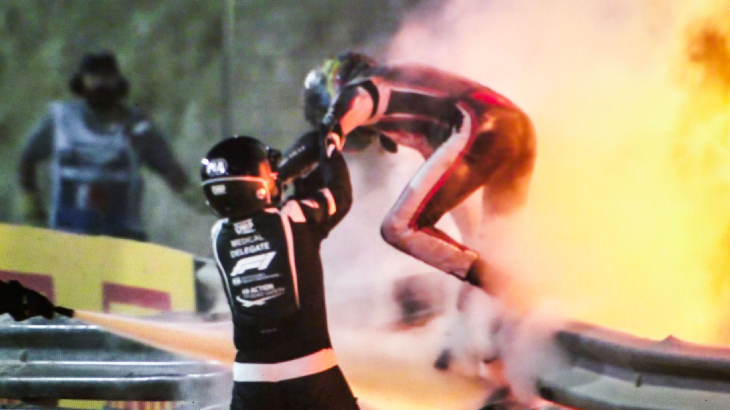 Romain Grosjean: How expensive was the horror crash at Bahrain for Haas, and other big crashes this season?