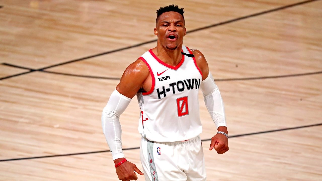 Russell Westbrook to blame for Rockets' playoff exit? New Wizards acquisition viewed as scapegoat by Houston
