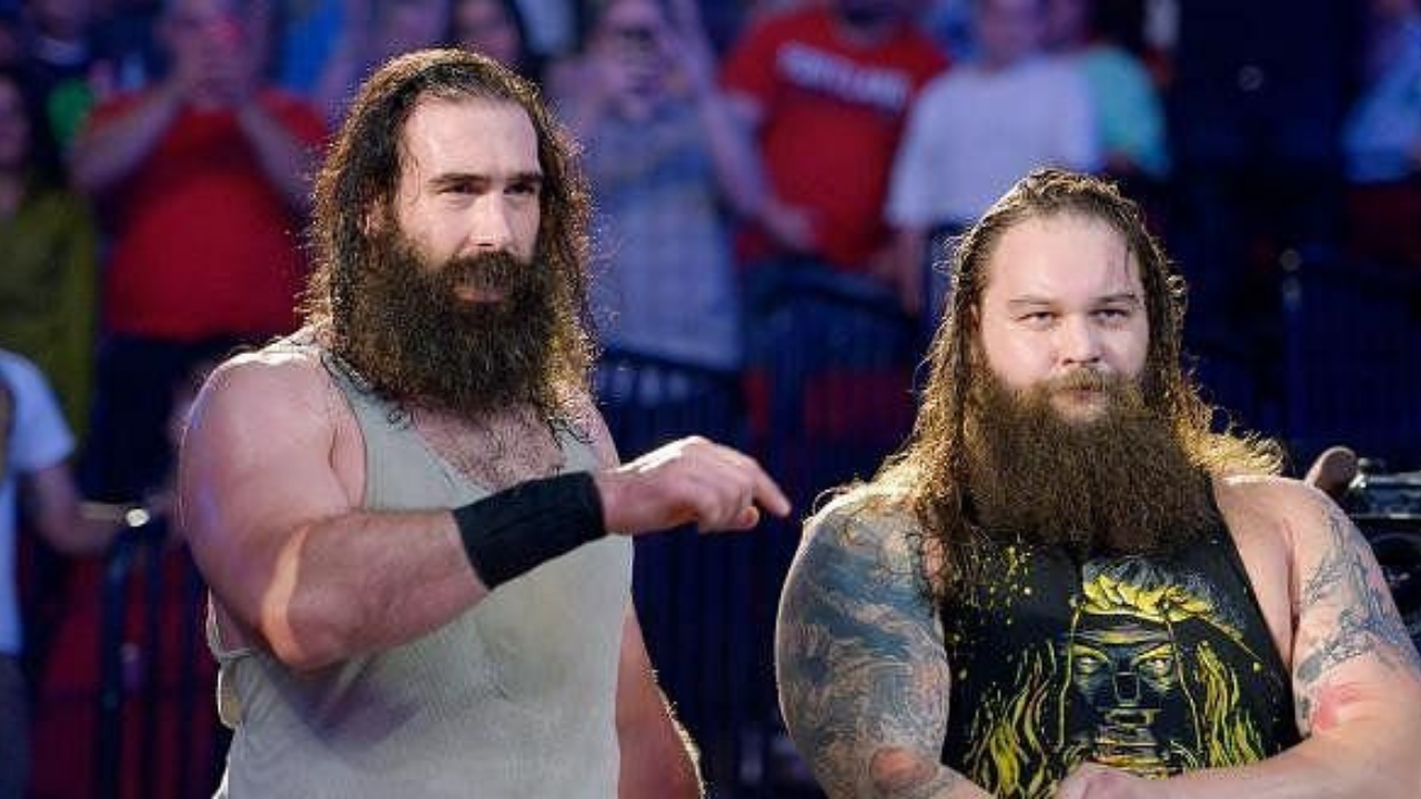Bray Wyatt posts a touching tribute to Brodie Lee